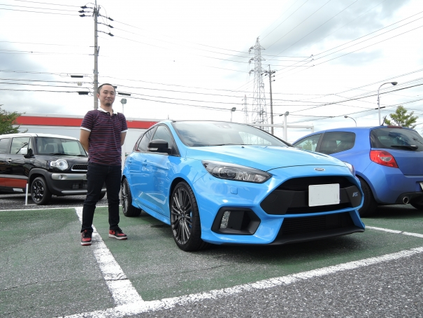 T様/FOCUS RS Edition