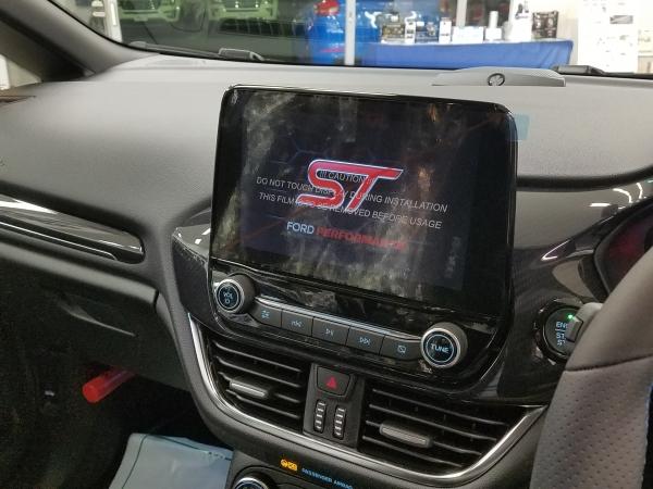 SYNC3システム