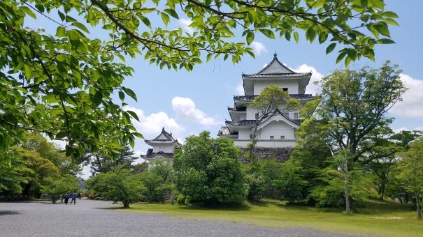 伊賀上野城(白鳳城)に行ってきました(^^)/