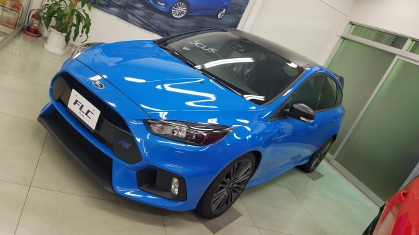 Focus RS Edition (^^♪